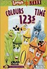 Laugh And Learn - 123 / Colours / Time (DVD, 2002)