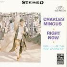 Right Now: Live At The Jazz Workshop von Art Mingus (2006)