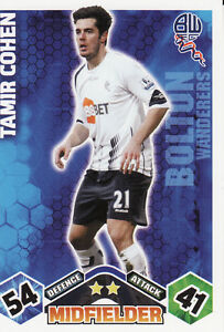 Match-Attax-Extra-09-10-Bolton-amp-Burnley-Cards-Pick-Your-Own-From-List