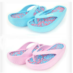 Cantos-Womens-Girls-Massage-Flip-Flops-Slippers-Sandals-Balancing-Shoes-New