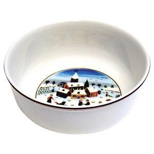 Villeroy Boch Naif Christmas Cereal Bowl New | eBay