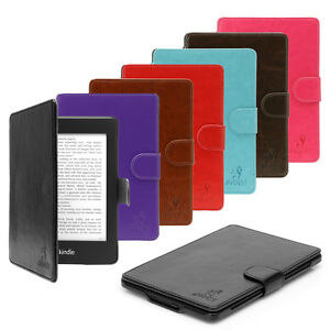 LEATHER-HARD-COVER-CASE-FOR-AMAZON-KINDLE-PAPERWHITE-FAST-SHIPPING