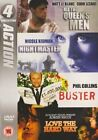 All The Queen's Men/Nightmaster/Buster/Love The Hard Way (DVD, 2008)