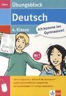Übungsblock Deutsch 4. Schuljahr von Ursula Lassert (2010, Taschenbuch)