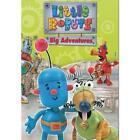 Little Robots - Big Adventures (DVD, 2006)
