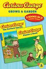 Curious George Grows a Garden by H. A. Rey, Margret Rey (Paperback, 2012)