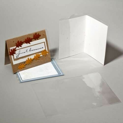 Cj41 100 clear cellophane greeting card jackets for a6 card cj41 100 clear cellophane greeting card jackets for a6 card amp envelope m4hsunfo