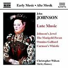 John Johnson - : Lute Music (2003)