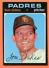 1971 Topps Tom Dukes #106 Baseball Card