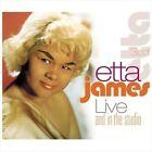 Etta James - Live And In The Studio (2009)