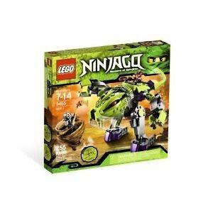 LEGO Ninjago Fangpyre Mech (9455)
