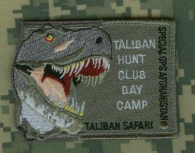 TALIZOMBIE© WHACKER NINJA NETWORKS burdock SSI: Taliban Hunt Club Day Camp 2003