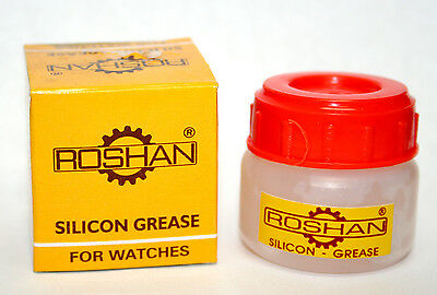 "Watch Camera Silicone Sealing Grease for ""O"" rings and gaskets."