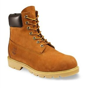 Timberland-19076-Rust-6-034-Leather-Basic-Boots-Mens-All-SIZES