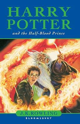 Harry Potter and the Half-blood Prince: Children's Edition (Harry Potter 6) - J.