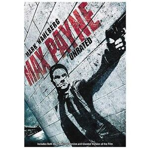 Fox Max Payne 2 Movie Versions Mark Wahlberg Mila Kunis Action
