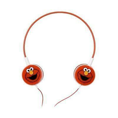 dreamGEAR DGUN-2744 Elmo Children Travel Headphones For MP3 iPod Devices