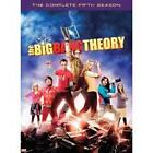 The Big Bang Theory : Season 5 (DVD, 2012, 3-Disc Set)