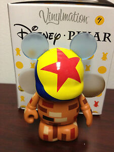 Luxo-Ball-Chaser-3-034-Vinylmation-Pixar-Collection-Series-BRAND-NEW-IN-HAND