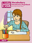 Vocabulary: Introductory Pupil Book by Louis Fidge, Sarah Lindsey (Paperback, 2013)