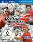 Virtua Tennis 4 -- World Tour Edition (Sony PlayStation Vita, 2012)
