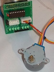 Step Your Pi Stepper Board With Stepper Motor For Your