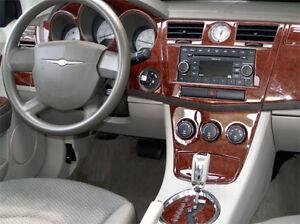 Dash Trim Kit Fits Chrysler Sebring 2007 2008 2009 2010 2dr Ebay