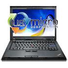 IBM / Lenovo ThinkPad T410 14in. (160GB, Intel Core i5, 2.4GHz, 4GB) Notebook/Laptop - Black - T410-USMICRO5