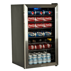 New-EdgeStar-103-Can-and-5-Bottle-Ultra-Low-Temperature-Beverage-Cooler