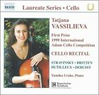 Cello Recital (2002)