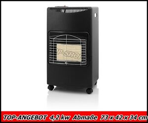 zeltheizung gasheizung camping wintercamping heizung propan 4 2 kw butan ebay. Black Bedroom Furniture Sets. Home Design Ideas