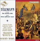 Georg Philipp Telemann - Telemann: Die Donner-Ode/Deus judicium tuum (1993)