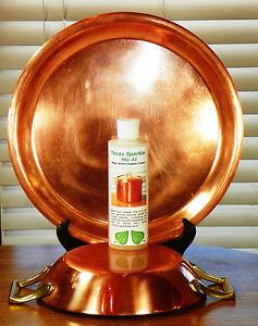 Natural Copper Tarnish Remover