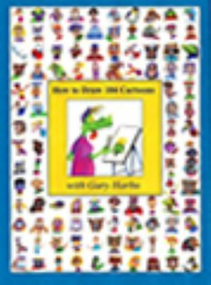 How to Draw 104 Cartoons with Gary Harbo (2009, Hardcover)