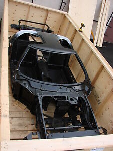 FORD-GT-Supercar-Race-Chassis-New-OEM-Frame-GT40-Spaceframe-Racing-Tub