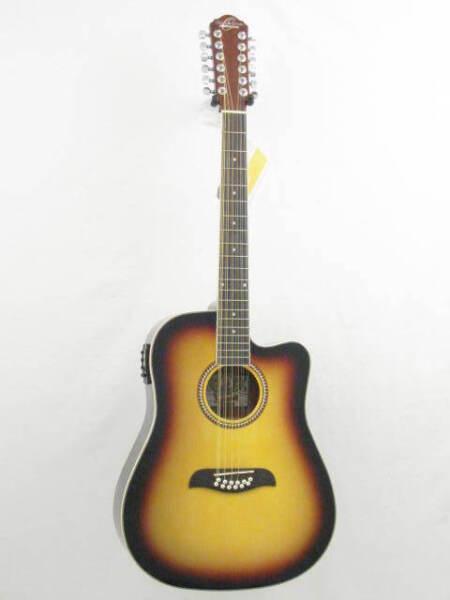 oscar schmidt acoustic od312ce electric guitar ebay. Black Bedroom Furniture Sets. Home Design Ideas