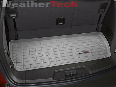 WeatherTech Cargo Liner for Buick Enclave - Behind 3rd Row - 2008-2017 - Grey