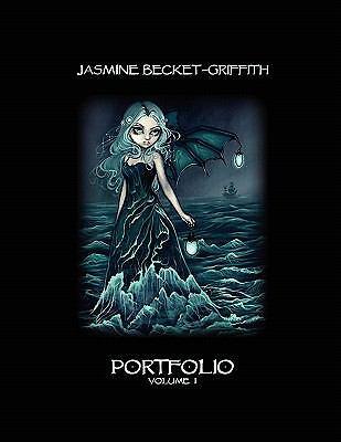Portfolio One by Jasmine Becket-Griffith (2010, Paperback)