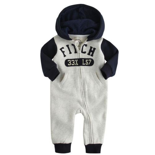 "Vaenait Baby  Fleece Hoodie Jumpsuit Onepiece Bodysuit  /""33X-Hoodie/"" 6-24M"
