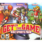 Get in the Game Kidz Sports Pack (PC, 2007)