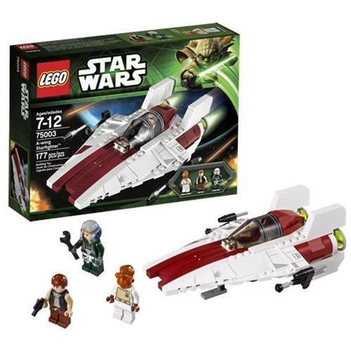 Lego Star Wars X Wing Starfighter 75218 Brand New: LEGO Star Wars A-wing Starfighter (75003) For Sale Online