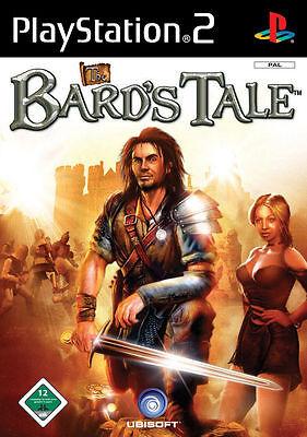 The Bard's Tale (Sony PlayStation 2, 2005, DVD-Box)