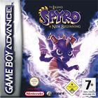 The Legend Of Spyro - A New Beginning (Nintendo Game Boy Advance, 2006)