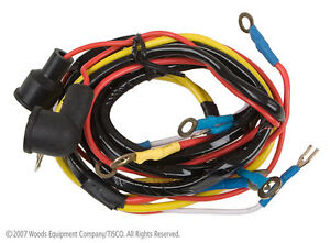 faf14401b wiring harness for ford naa tractor 1953 1954 ebay. Black Bedroom Furniture Sets. Home Design Ideas