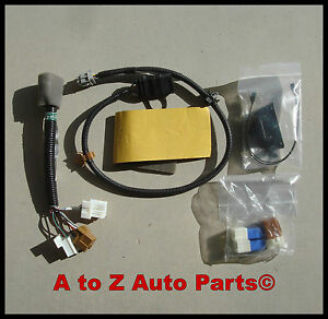 2005 2015 nissan frontier 4 way flat trailer tow towing wiring harness oem