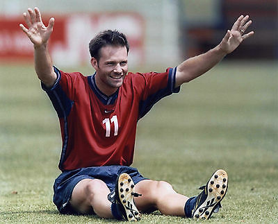 ERIC WYNALDA  USA OLYMPIC SOCCER 8X10 SPORTS PHOTO (S)