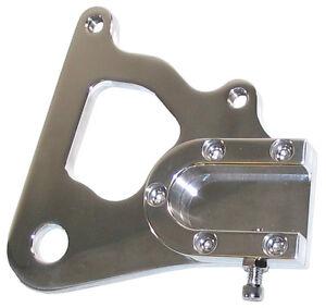 wilwood gp310 brake caliper bracket,1984 1999 harley