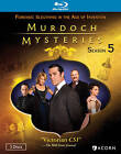 Murdoch Mysteries: Season 5 (Blu-ray Disc, 2013, 3-Disc Set)
