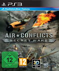 Air Conflicts: Secret Wars (Sony PlayStation 3, 2011)