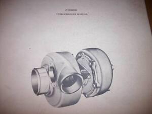 Lycoming-Turbocharger-Overhaul-Manual